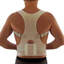Sitting Posture Corrector Adjustable Magnetic Shape Body Shoulder Brace Belt Men And Women Back Vertebra Correct Therapy All-shi