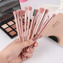 Anmor Makeup Brushes Set 3-12pcs/lot Eye Shadow Blending Eyeliner Eyelash Eyebrow Make up Brushes  Professional Eyeshadow Brush