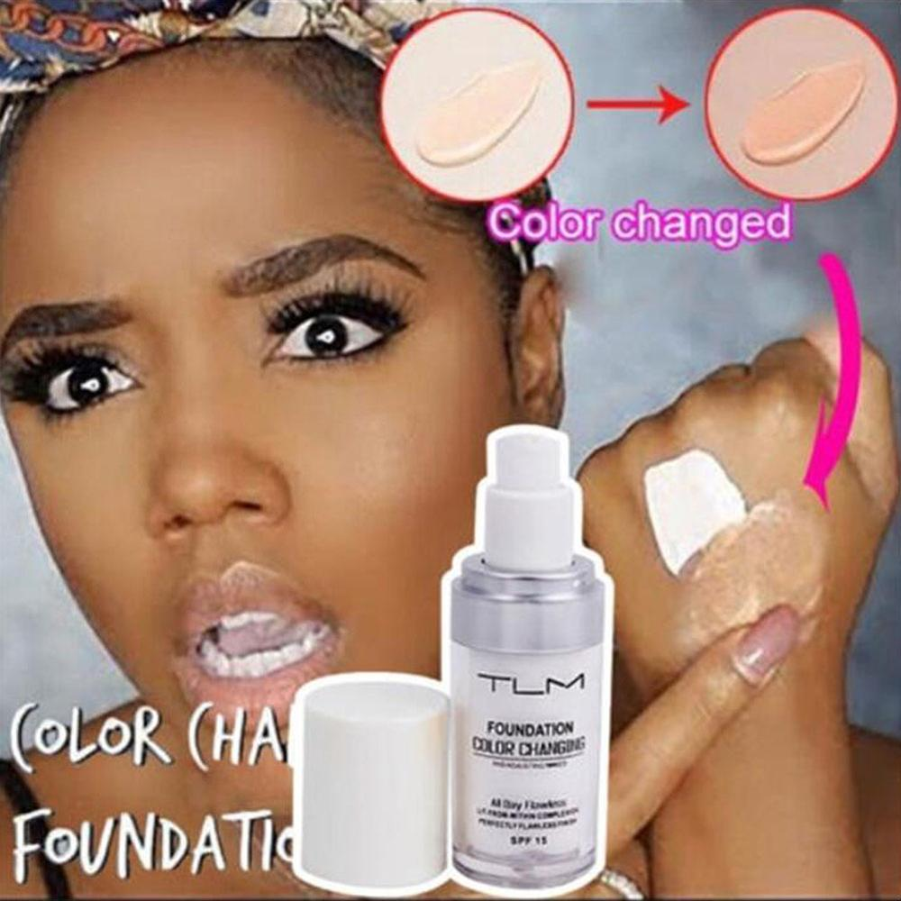 Color changing liquid foundation YIBER DROPSHIP VIP LINK #CC