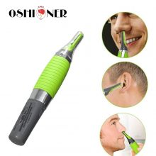 Personal Health Care Electric Ear and Nose Neck Eyebrow Trimmer Implement Hair Removal Shaver Clipper for Man Woman Hair Cliper