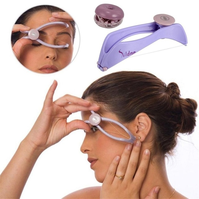 High Quality Facial Hair Remover depilador facial Facial Remover Smooth Face Hair Remover Removal Stick Epilator Shaving Razor