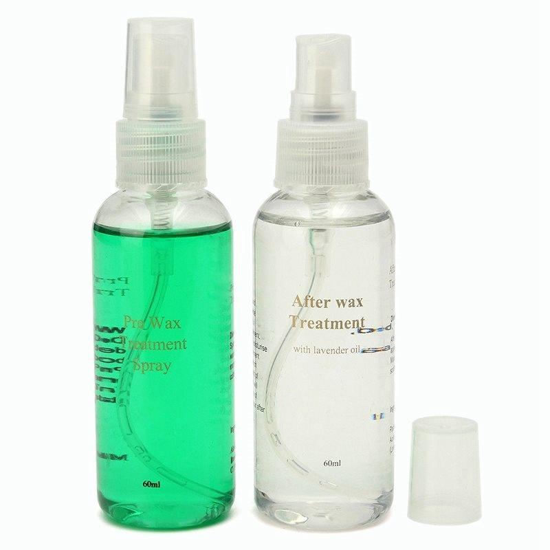 1PCS/2PCS/3PCS/4PCS/5PCS Smooth Body Hair Removal Spray PRE & After Wax Treatment Spray