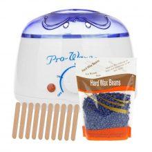 200cc 500cc Hand Wax Machine Hot Paraffin Wax Warmer Heater Body Depilatory Salon SPA Hair Removal Tool with Wax Dropshipping