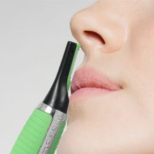 Multifunctional Eyebrow Ear Nose Trimmer Green Removal Clipper Shaver Personal Electric Face Care Hair Trimer