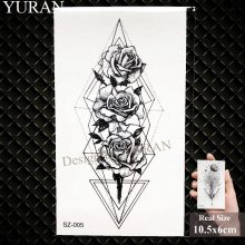 Sexy Feather Words Black Letter Temporary Tattoo Girl Finger Body Arm Art Drawings Tattoo Sticker Men Makeup Hand Tatoo Children