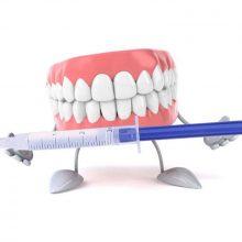 Teeth Whitening 44% Peroxide Dental Bleaching System Oral Gel Kit Tooth Whitener New Dental Equipment 10/6/4/3pcs Beauty Whiten