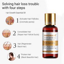Hair Care Hair Growth Essential Oils Essence Original Authentic 100% Hair Loss Liquid Health Care Beauty Dense Hair Growth Serum