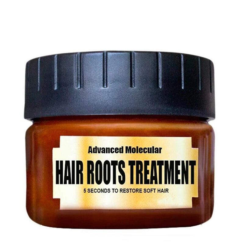 Anti-hair loss Repairs damage restore soft hair treatment mask