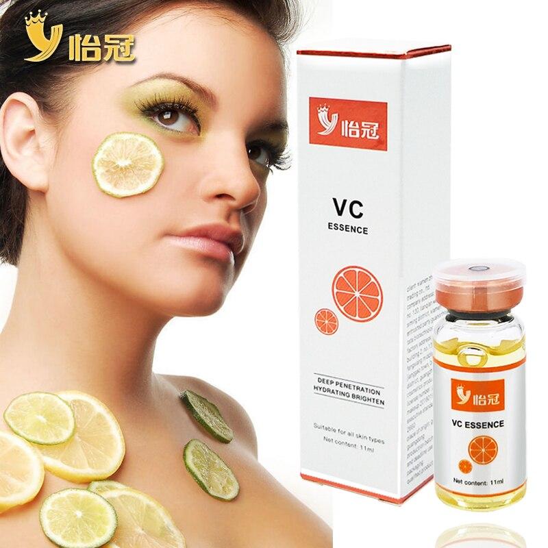 LAIKOU Vitamin C Serum VC California Whitening Antioxidant Remove Spots LANBENA Orange Essence Brighten Skin Norish Smooth