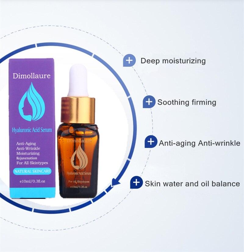 Dimollaure Strong whitening cream + Hyaluronic Acid serum Moisturizing Remove Freckle melasma pigment Melanin sunburn face care