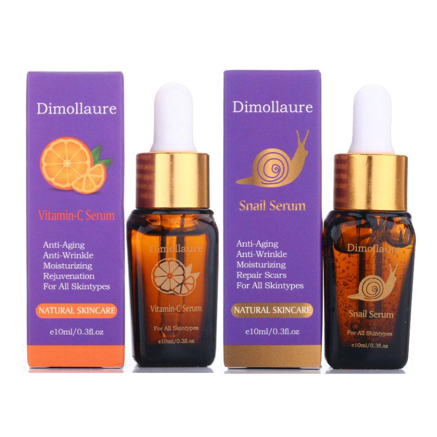 Dimollaure Retinol whitening cream +Kojic acid serum Remove Freckle melasma pigment Melanin sunburn Acne scars brown Spot