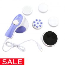 5 Headers Spin Body Massager Relax Spin Tone Slimming Lose Weight Burn Fat Full Body Massage Device