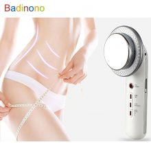 3 in 1 EMS Body Slimming Ultrasound Cavitation Infrared Massager Fat Burner Galvanic Infrared Ultrasonic Therapy Dropshipping