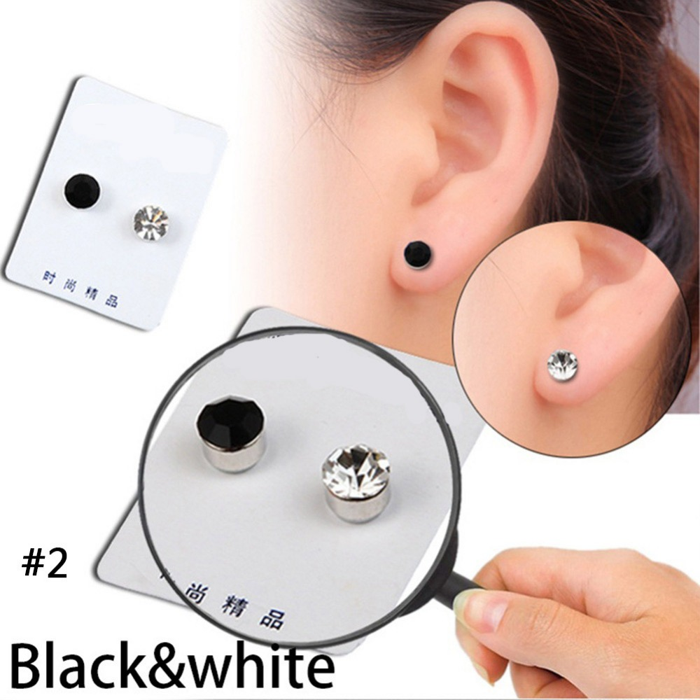Lose Weight Magnetic Health Jewelry Magnetic Slimming Earrings Slimming Patch Magnets Of Lazy Paste Slim Patch
