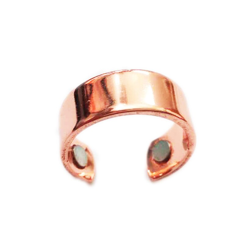 Magnetic Medical Weight Loss Ring Slimming Tools Fitness Reduce Weight Ring String Stimulating Acupoints Gallstone Ring #290122