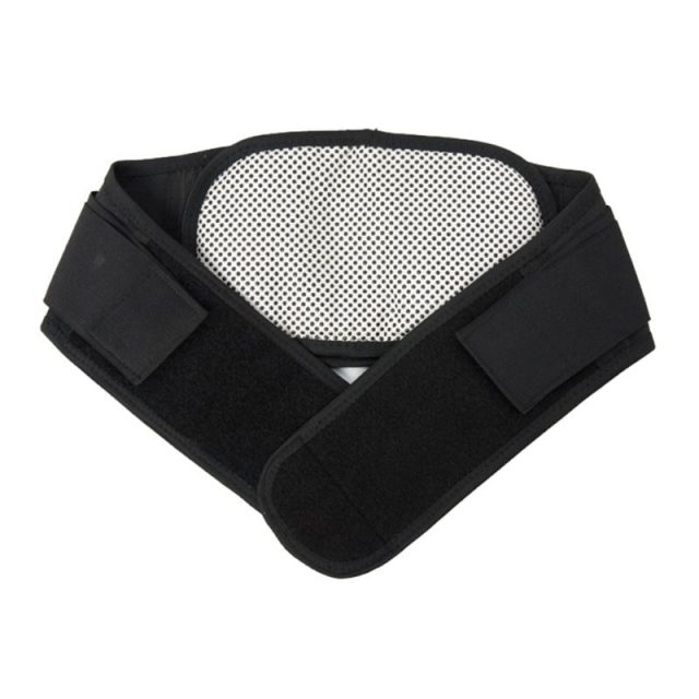 Adjustable Waist Tourmaline Self heating Magnetic Therapy Back Waist Support Belt Lumbar Brace Massage Band Health Care