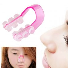 1Pcs Fashion Nose Up Shaping Shaper Lifting Bridge Straightening Beauty Nose Clip Face Fitness Facial Clipper Corrector Tool