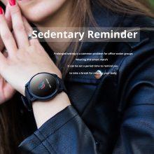 SENBONO S08 Men Sport Pedometer Smart Watch IP68 Waterproof  Fitness Tracker Heart Rate Monitor Women Clock Smartwatch