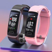 Letike Smart Watch Men Waterproof IP67 Smartwatch Women Heart Rate Monitor Fitness Tracker Watch Stopwatch Sport For Android IOS