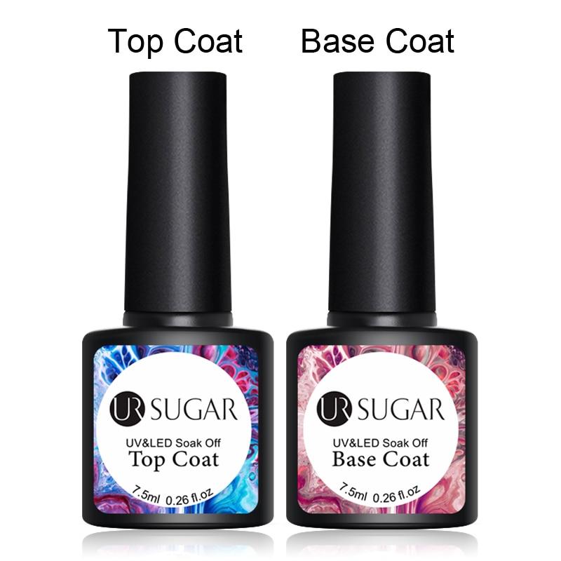UR SUGAR Glitter UV Gel Nail Polish Set Nude Color Series