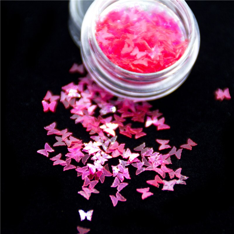 KM GLITTER Top Popular Best Sales Chunky Mixed Fairy Face Body Craft Rose Sequins Manicure Rose Gold Glitter for Nail Decoration