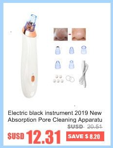 Electric Blackheads Pore Remover Face Nose Vaccum Deep Cleaning Blackheads Tools  Facial Steamer Spa Moisturizing Skin Care