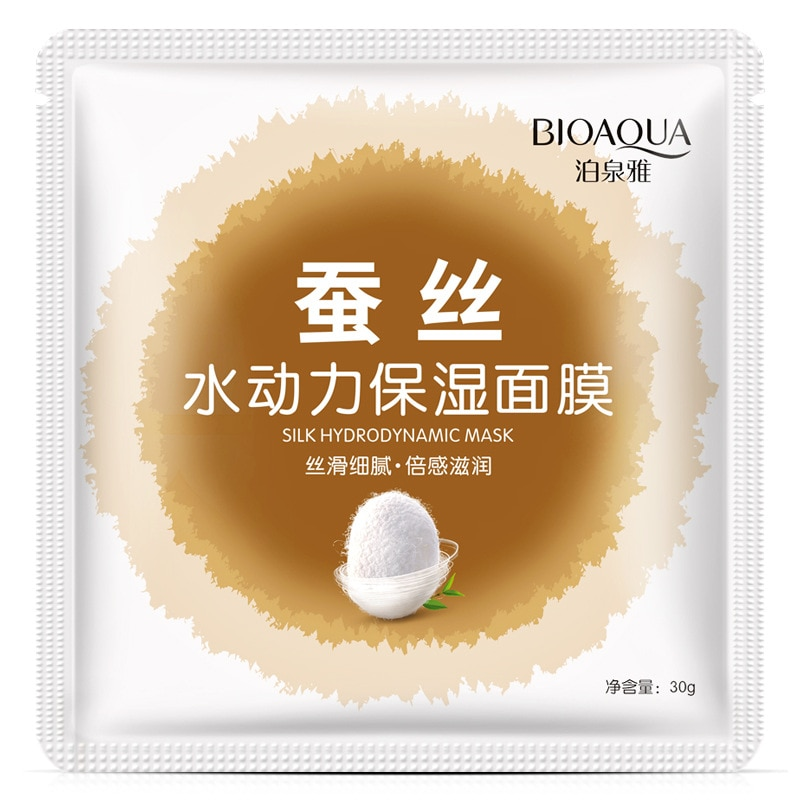 Bioaqua Sheet Mask Snail Essence Facial Mask Skin Care Face Mask Remove blackheads Hydrating Moisturizing Mask korean skin care