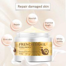 Snail Essence Face Cream Hyaluronic Acid Anti-aging Moisturizer Nourishing Collagen Essence Art Salon Women Skin Care Cream