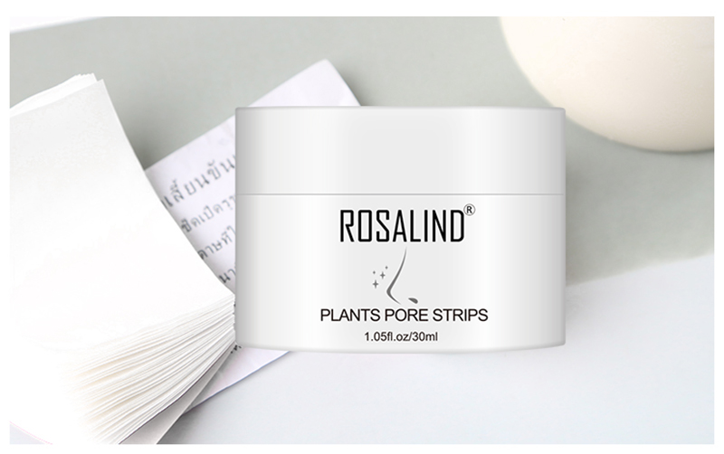 ROSALIND Face Masks Facial From Black Dots Remove Blackhead Acne Nose Peeling Fabric Mask For The Face Lifting Cream Skin Care