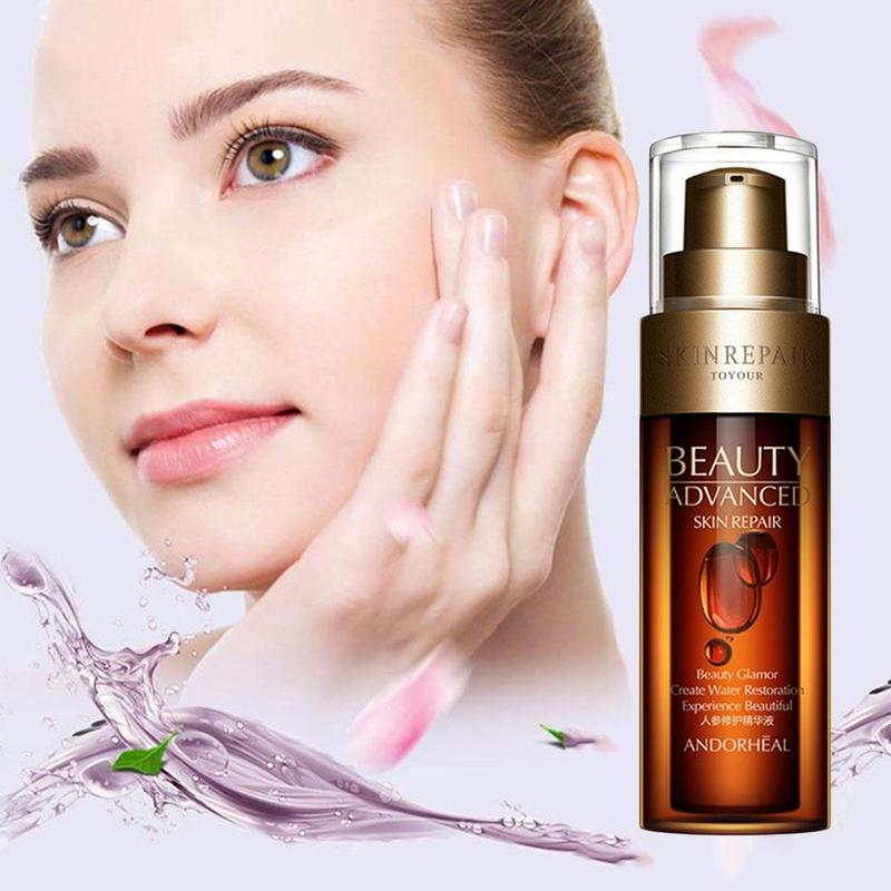 Control Facial Serum Hyaluronic Acid Face Facial Serum Crean Skin Care Facial Moisturizing Whitening Dropshipping