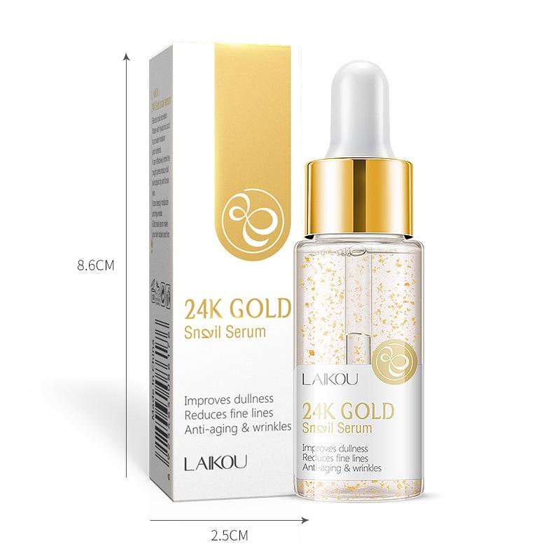 15ml Extract Serum Face Essence Anti Wrinkle Hyaluronic Acid Anti Aging Collagen Whitening Moisturizing Face Care TSLM1