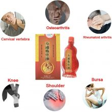 Magical Effect Stop Pain Essential oil Back Body Massager Relaxation Herbal Plaster Pain Relief Patch Medical Plaster 1Pcs/13ml