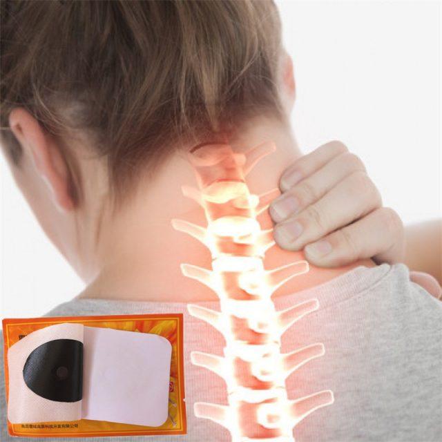 10 Pcs Wild bees venom massage Essential oil Patches for lymphatic drainage Neck Shiatsu Massage promote blood circulation