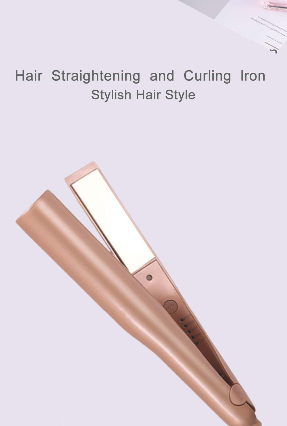 Styling tools hair curling iron straightener  machine hair  hair styler curls hair curler magic