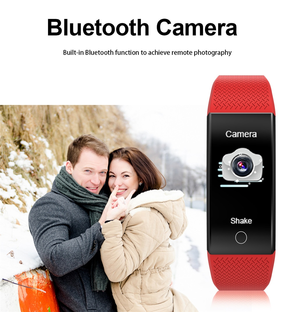 Smart Watch Body Temperature Smartwatch Ip68 Waterproof Heart Rate Fitness Tracker Smart Watches Men Women For Android IOS 2020