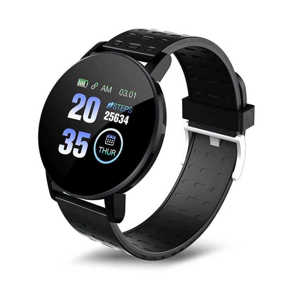 2020 Bluetooth Smart Watch Men Women Blood Pressure Smartwatch Sports Wrist Watch WhatsApp Tracker for Android IOS Smartwatch