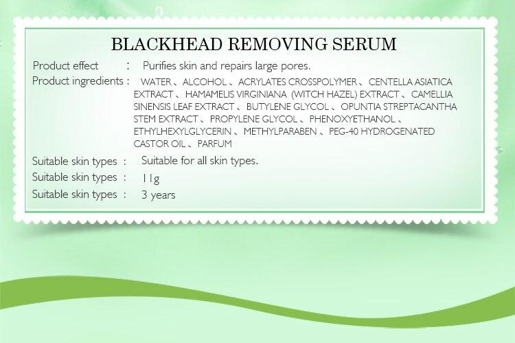 MABREM Blackhead Remover Face Nose Mask Pore Strip Black Mask Peeling Acne Treatment Deep Cleansing Mask Oil Control Skin Care