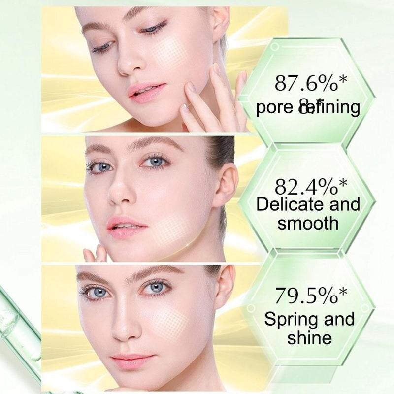 Belay ZeroPore Instant Perfection Serum Lactobionic Acid Face Solution Serum Minimize Pores Oil-Control Whitening Anti-Wrinkle