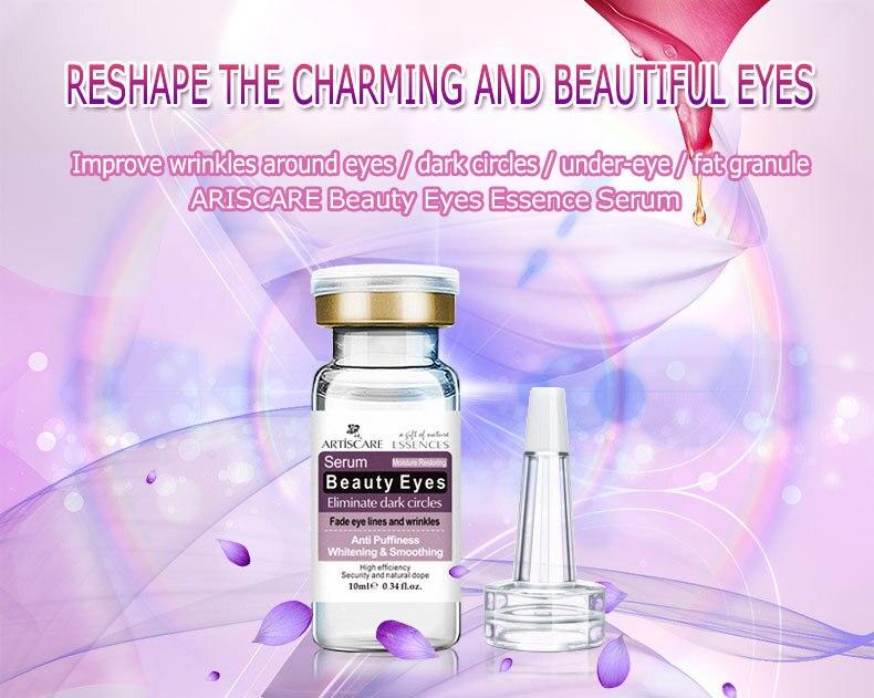 ARTISCARE serum for face whitening anti winkles 8pcs/lot hyaluronic acid essence vitamin c serum facial acne treatment skin care